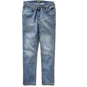 DUER Performance Denim Pantaloni sottile Uomo, blu